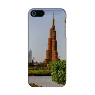 Burj Khalifa,Dubai Miracle Garden Incipio Feather® Shine iPhone 5 Case