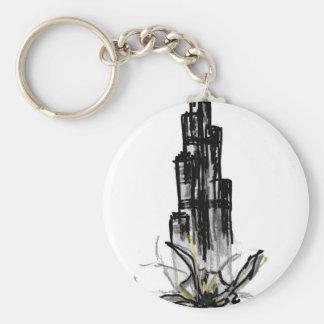 burj khalifa keychain