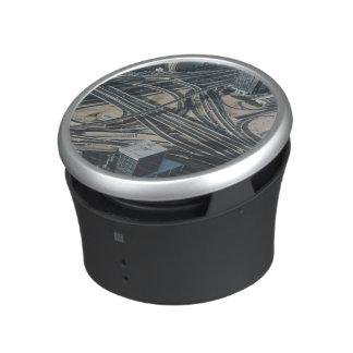 Burj Khalifa road view, Dubai Bluetooth Speaker