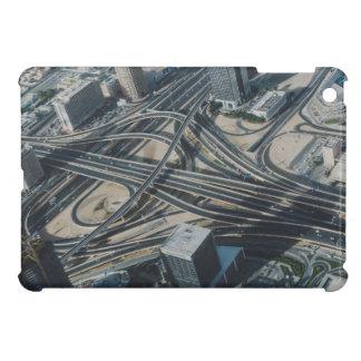 Burj Khalifa road view,Dubai iPad Mini Covers