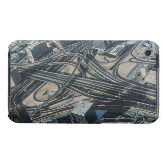 Burj Khalifa road view,Dubai iPod Touch Case-Mate Case