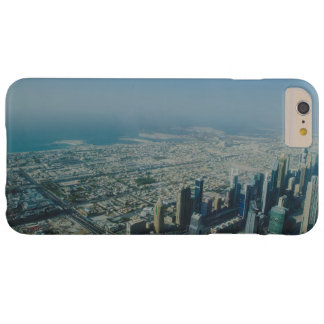 Burj Khalifa view, Dubai Barely There iPhone 6 Plus Case
