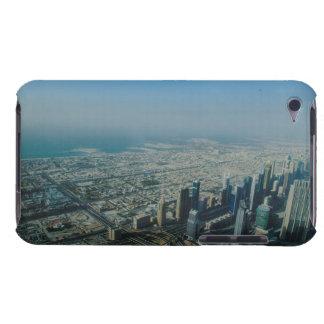 Burj Khalifa view, Dubai Barely There iPod Cases