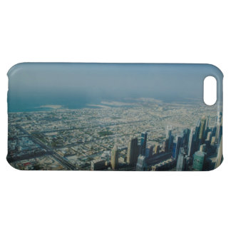 Burj Khalifa view, Dubai Cover For iPhone 5C