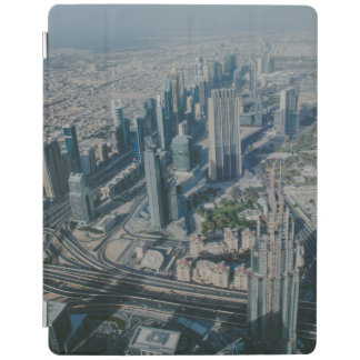 Burj Khalifa view, Dubai iPad Cover