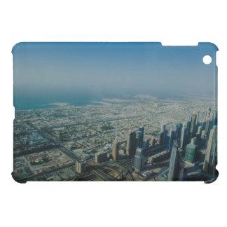 Burj Khalifa view, Dubai iPad Mini Cover