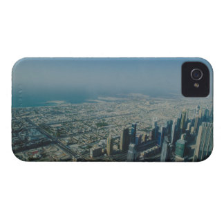 Burj Khalifa view, Dubai iPhone 4 Case