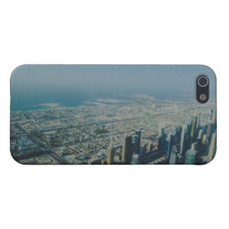 Burj Khalifa view, Dubai iPhone 5/5S Cover