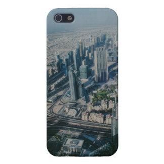 Burj Khalifa view, Dubai iPhone 5 Cases