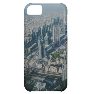 Burj Khalifa view, Dubai iPhone 5C Covers