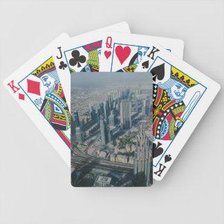 Burj Khalifa view,Dubai Poker Deck