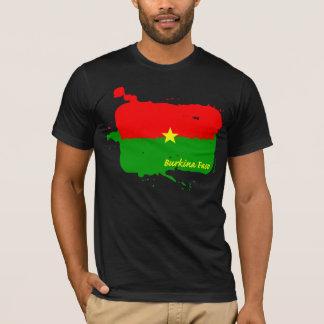 Burkina Faso (Grunge) T-Shirt