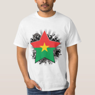Burkina Faso Star T-Shirt