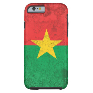 Burkina Faso Tough iPhone 6 Case