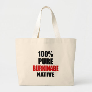 BURKINABE NATIVE LARGE TOTE BAG