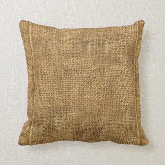 """""""Burlap"""" Pillow"""
