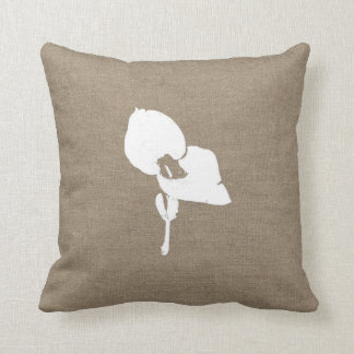 Burlap Seedling Pillow