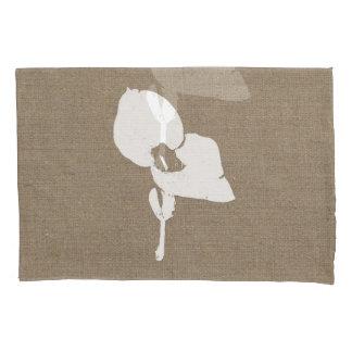 Burlap Seedling Pillowcase