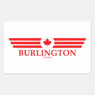 BURLINGTON STICKER