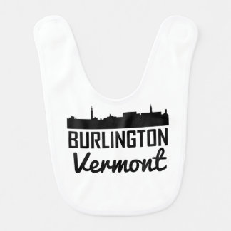 Burlington Vermont Skyline Bib