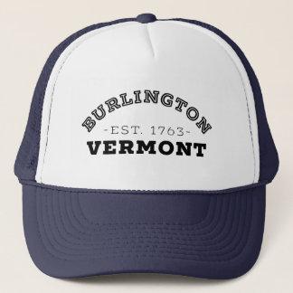 Burlington Vermont Trucker Hat
