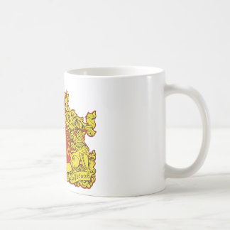Burma Coat of Arms (2008) Coffee Mug