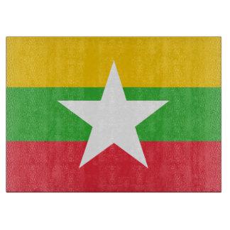 Burma Flag Boards