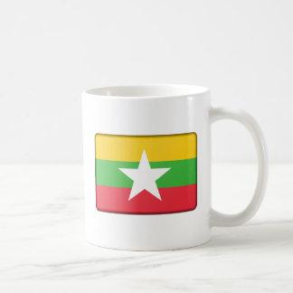 Burma Flag Coffee Mug