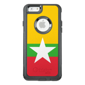 Burma Flag OtterBox iPhone 6/6s Case