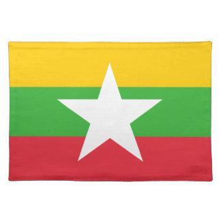 Burma Flag Placemat