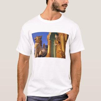 Burma (Myanmar), Rangoon (Yangon) Temple T-Shirt