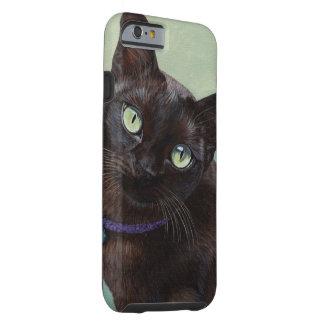 Burmese cat tough iPhone 6 case