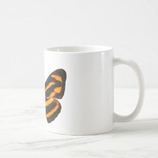Burmese Lascar Butterfly Classic White Coffee Mug