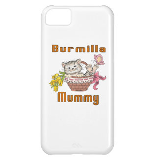 Burmilla Cat Mom iPhone 5C Covers