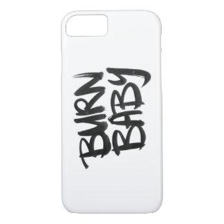 Burn Baby iPhone 7 Case