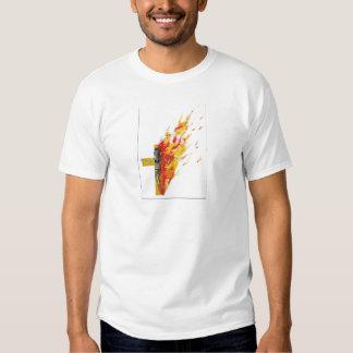 burn bi**h shirt