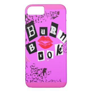 Burn Book iPhone 7 case