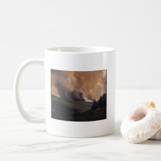 Burn It Down Coffee Mug