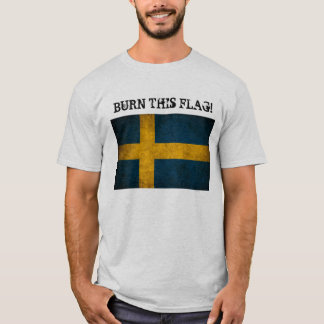 Burn Sweden T-Shirt