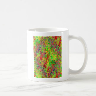 Burn Text Coffee Mug