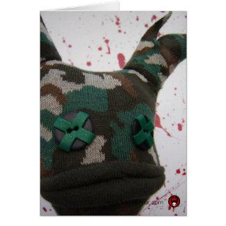 Burnark, Sock Horror Doldrite Card