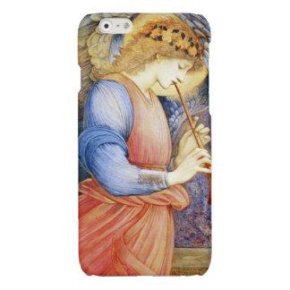 Burne-Jones Angel Playing Flageolet Pre-Raphaelite