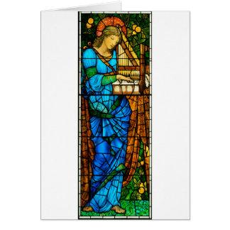 Burne-Jones,_Sir_Edward,_Saint_Cecilia,_ca._1900 Card
