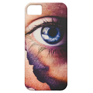 Burned hearts iPhone 5 case