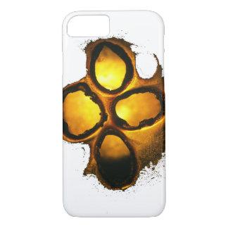 Burned Holes iPhone 7 Case