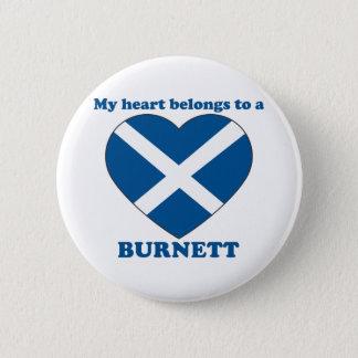Burnett 2 Inch Round Button