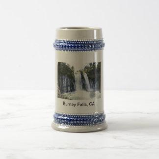 Burney Falls Beer Stein