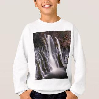 Burney Falls in Color Sweatshirt
