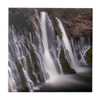 Burney Falls in Color Tile