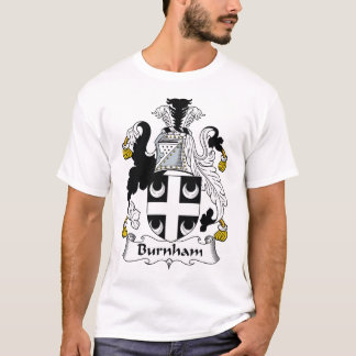 Burnham Family Crest T-Shirt